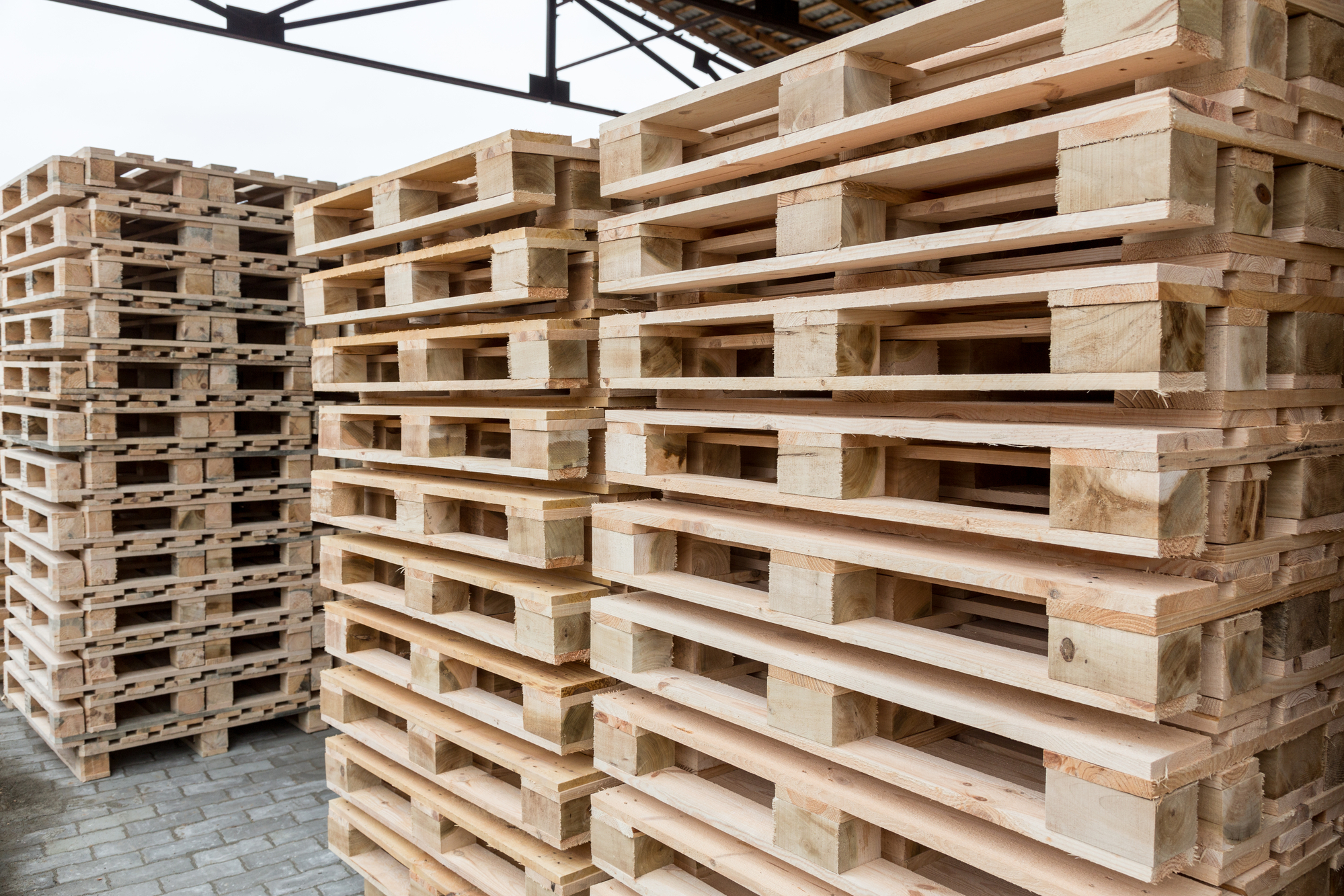 hire raleigh pallets for pallet recycling
